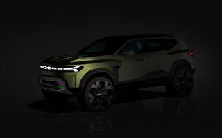 INTERVIU: Dacia Bigster nu este numele final al viitorului SUV românesc