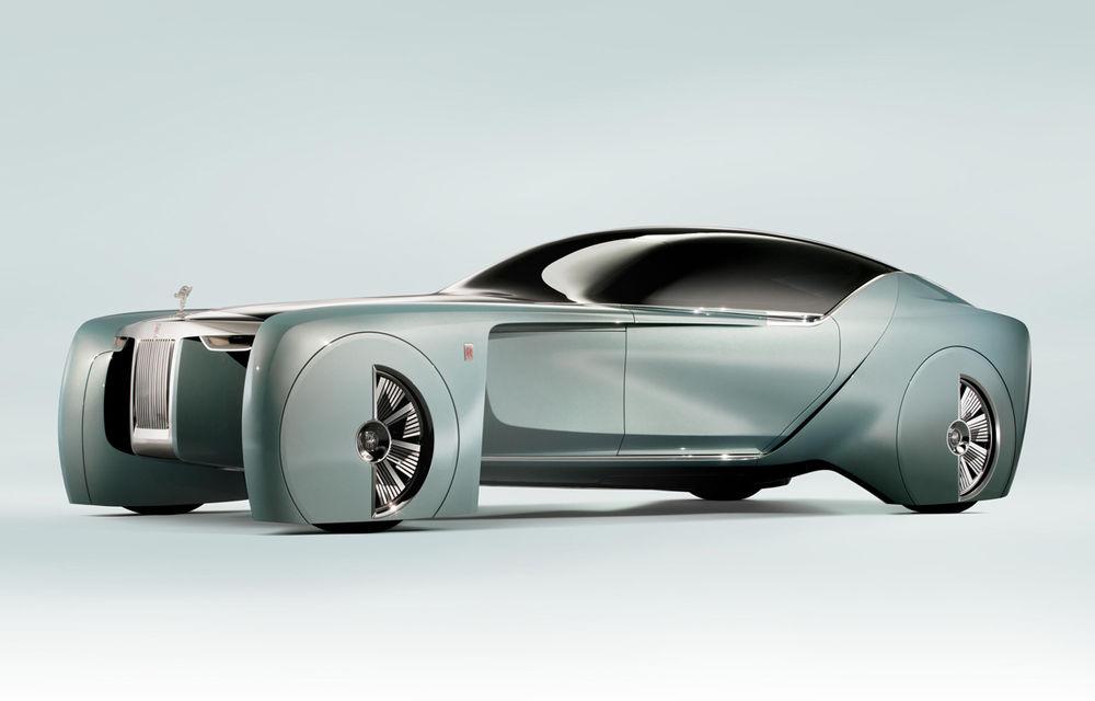 Detalii despre primul Rolls-Royce electric: motoare de la BMW și autonomie de cel puțin 500 de kilometri - Poza 1