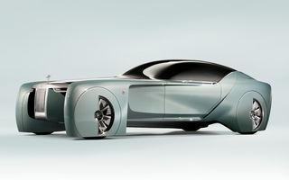 Detalii despre primul Rolls-Royce electric: motoare de la BMW și autonomie de cel puțin 500 de kilometri