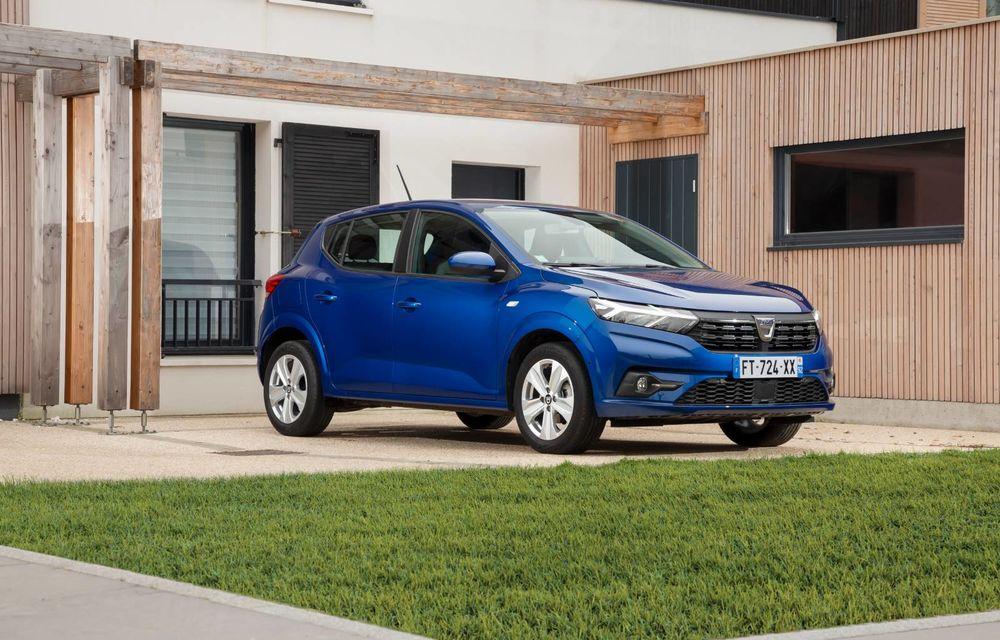"""Noua Dacia Sandero a câștigat titlul """"Mașina anului 2021"""" în Marea Britanie - Poza 1"""
