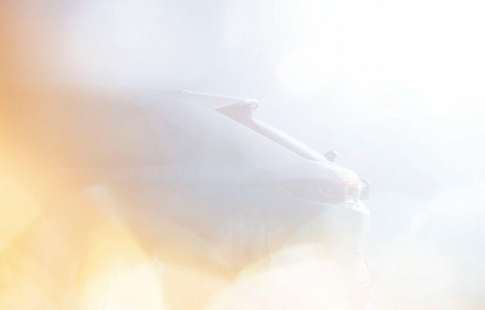 Noul Honda HR-V va fi lansat cu un sistem de propulsie hibrid e:HEV, asemănător cu ce vedem pe Jazz - Poza 2