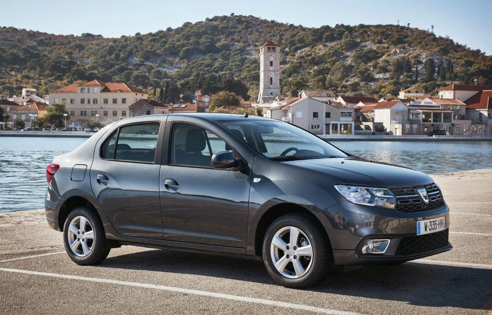 Înmatriculările Dacia în Europa au scăzut cu 30% în 2020: circa 405.000 de unități și o cotă de piață de 3.5% - Poza 1