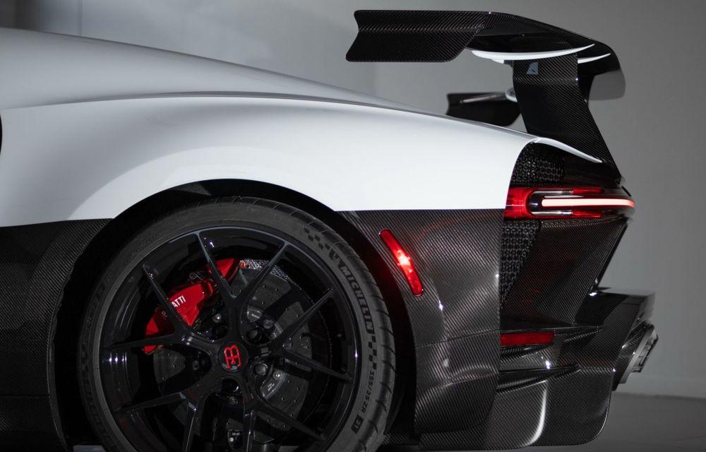 Bugatti a livrat primul exemplar Chiron Pur Sport. Prețul pornește de la 3 milioane de euro - Poza 10