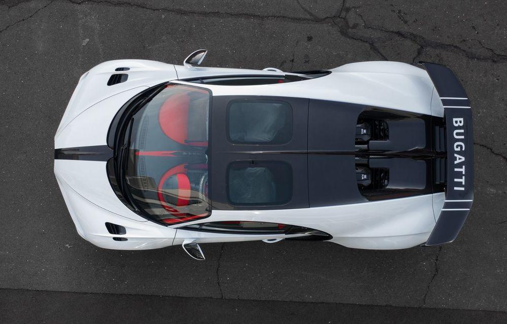 Bugatti a livrat primul exemplar Chiron Pur Sport. Prețul pornește de la 3 milioane de euro - Poza 5