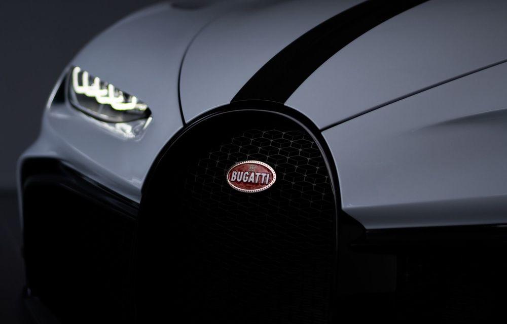 Bugatti a livrat primul exemplar Chiron Pur Sport. Prețul pornește de la 3 milioane de euro - Poza 9