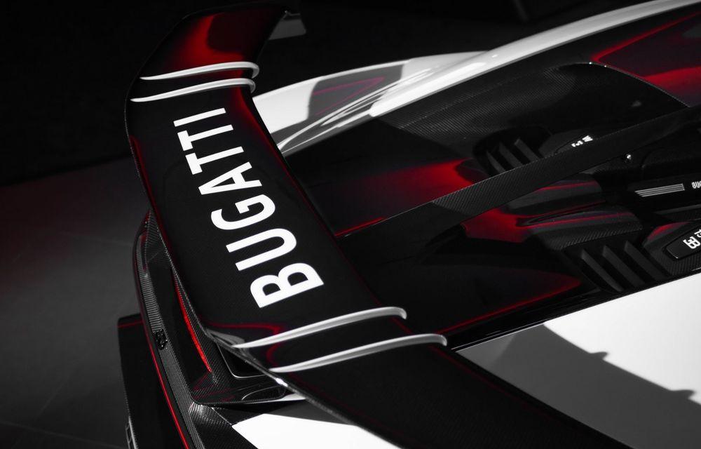 Bugatti a livrat primul exemplar Chiron Pur Sport. Prețul pornește de la 3 milioane de euro - Poza 3