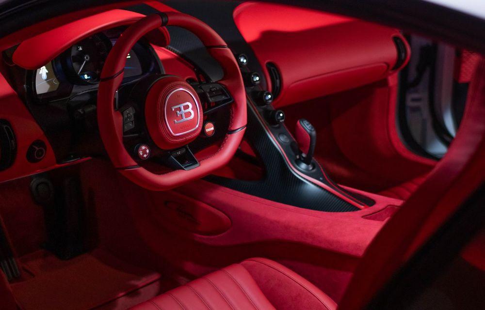 Bugatti a livrat primul exemplar Chiron Pur Sport. Prețul pornește de la 3 milioane de euro - Poza 7