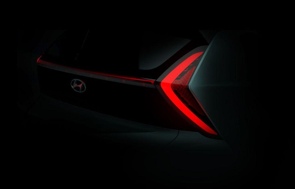 Hyundai dezvăluie primele imagini ale noului Bayon: SUV-ul subcompact va fi lansat în prima parte din 2021 - Poza 2