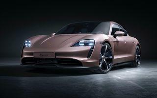 Cel mai accesibil Porsche Taycan: 83.500 de euro pentru versiunea de bază, cu 408 CP