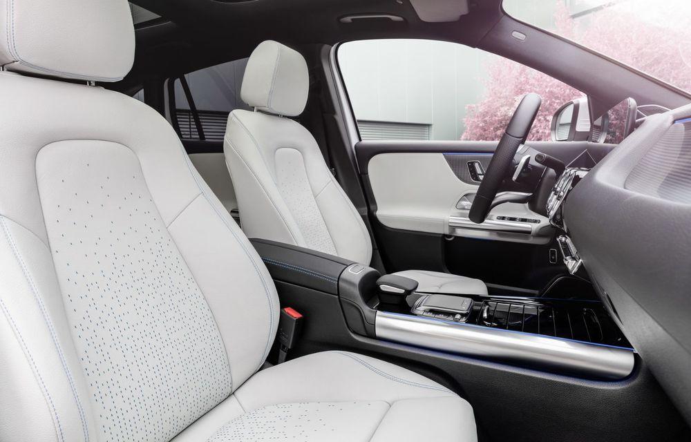 OFICIAL: Mercedes-Benz EQA este noul membru al familiei electrice EQ: autonomie de peste 420 kilometri - Poza 9