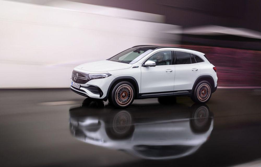 OFICIAL: Mercedes-Benz EQA este noul membru al familiei electrice EQ: autonomie de peste 420 kilometri - Poza 3