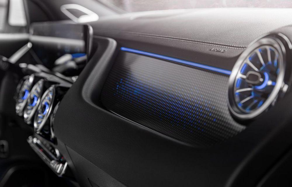 OFICIAL: Mercedes-Benz EQA este noul membru al familiei electrice EQ: autonomie de peste 420 kilometri - Poza 10