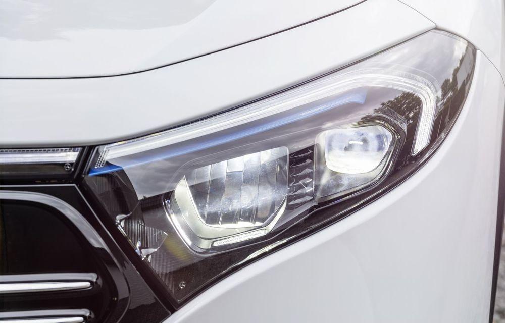 OFICIAL: Mercedes-Benz EQA este noul membru al familiei electrice EQ: autonomie de peste 420 kilometri - Poza 17