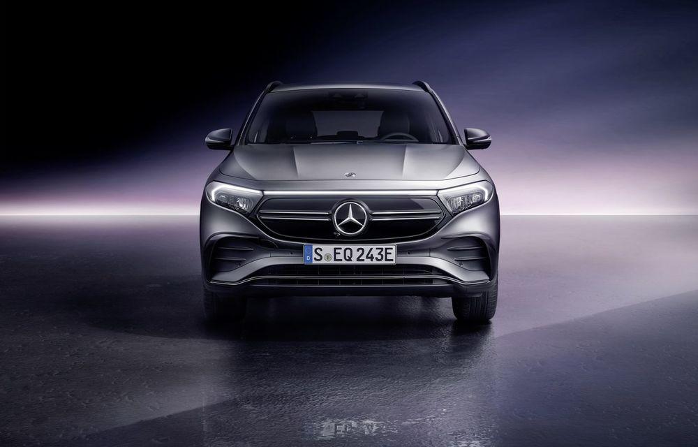 OFICIAL: Mercedes-Benz EQA este noul membru al familiei electrice EQ: autonomie de peste 420 kilometri - Poza 23