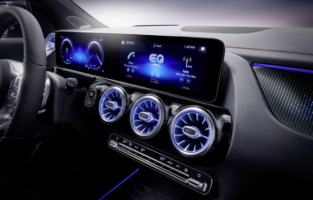 OFICIAL: Mercedes-Benz EQA este noul membru al familiei electrice EQ: autonomie de peste 420 kilometri - Poza 25