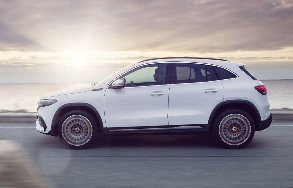 OFICIAL: Mercedes-Benz EQA este noul membru al familiei electrice EQ: autonomie de peste 420 kilometri - Poza 35