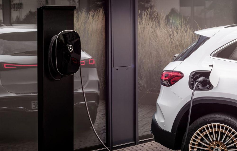 OFICIAL: Mercedes-Benz EQA este noul membru al familiei electrice EQ: autonomie de peste 420 kilometri - Poza 34