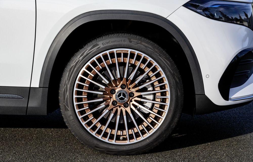 OFICIAL: Mercedes-Benz EQA este noul membru al familiei electrice EQ: autonomie de peste 420 kilometri - Poza 5