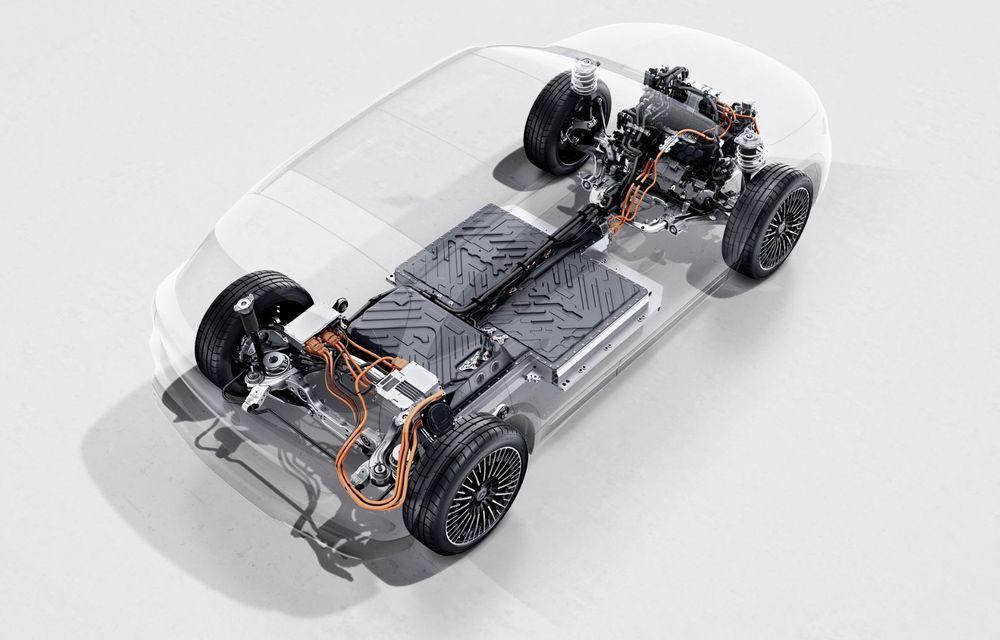 OFICIAL: Mercedes-Benz EQA este noul membru al familiei electrice EQ: autonomie de peste 420 kilometri - Poza 27