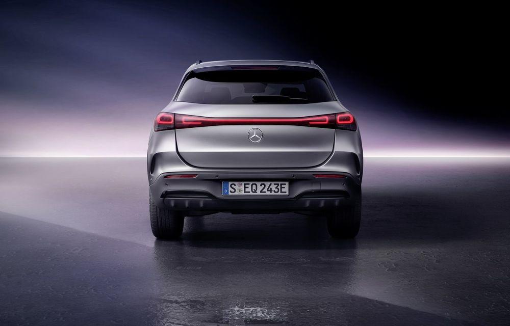 OFICIAL: Mercedes-Benz EQA este noul membru al familiei electrice EQ: autonomie de peste 420 kilometri - Poza 31