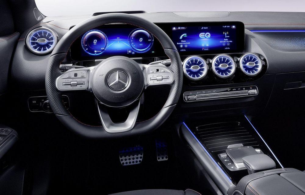 OFICIAL: Mercedes-Benz EQA este noul membru al familiei electrice EQ: autonomie de peste 420 kilometri - Poza 26