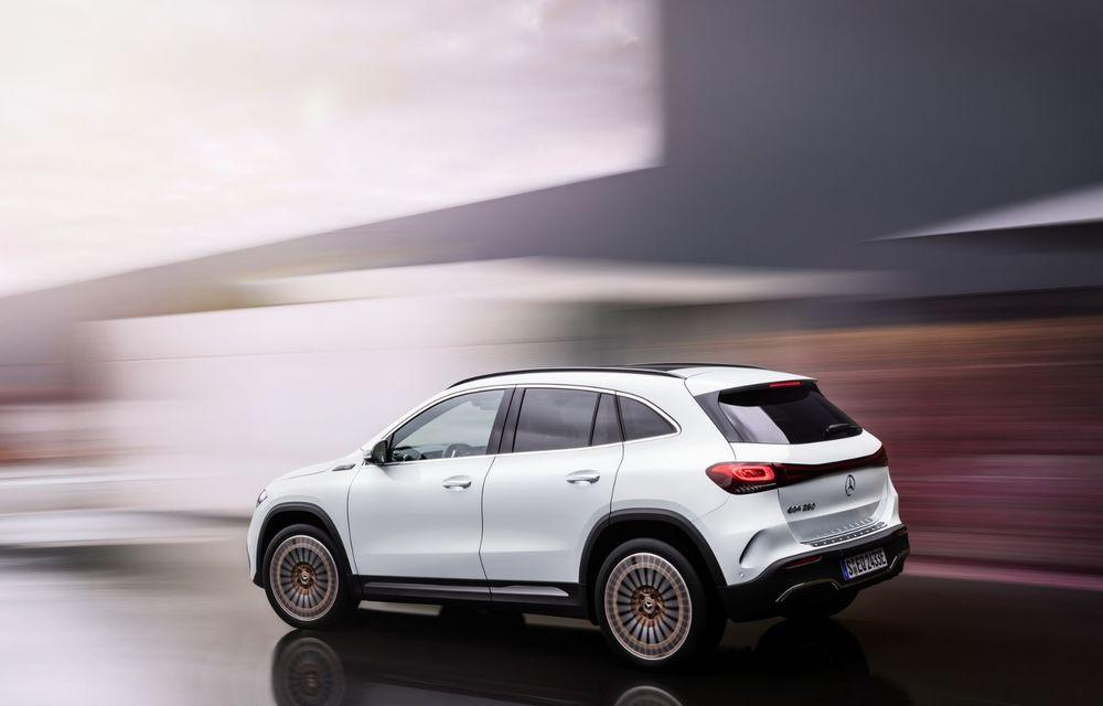 OFICIAL: Mercedes-Benz EQA este noul membru al familiei electrice EQ: autonomie de peste 420 kilometri - Poza 4