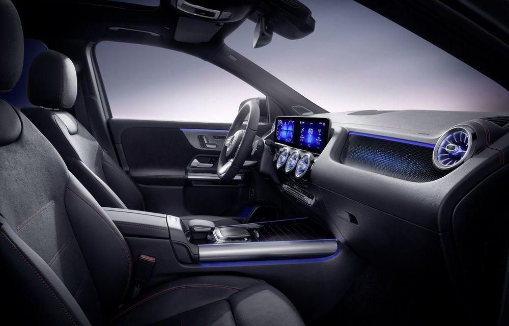 OFICIAL: Mercedes-Benz EQA este noul membru al familiei electrice EQ: autonomie de peste 420 kilometri - Poza 24