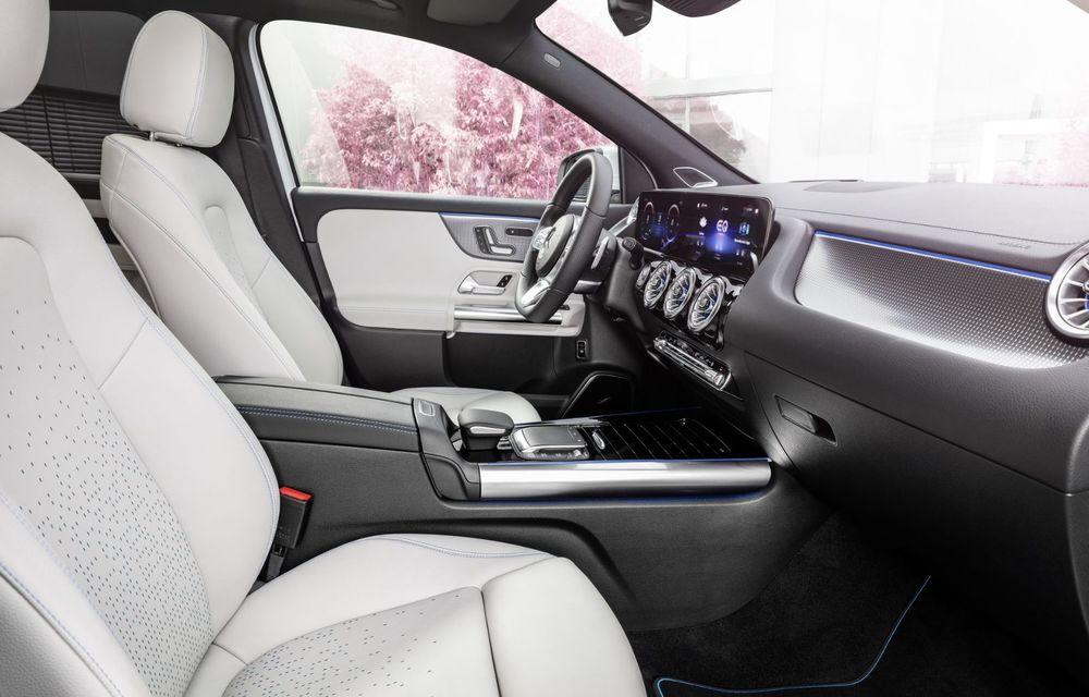 OFICIAL: Mercedes-Benz EQA este noul membru al familiei electrice EQ: autonomie de peste 420 kilometri - Poza 8