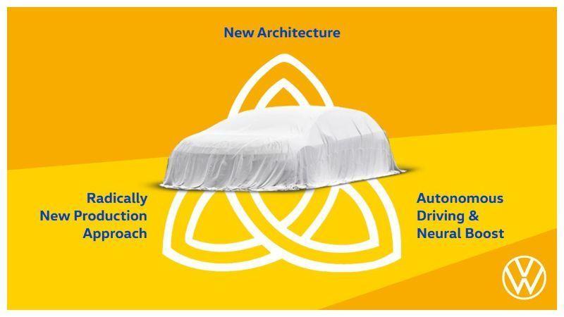 """Volkswagen pregătește o navă-amiral 100% electrică: """"Vom stabili noi standarde privind autonomia și viteza de încărcare"""" - Poza 1"""