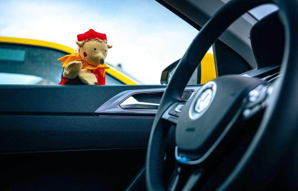 Volkswagen readuce la viață Polo Harlekin, o ediție multicoloră ingenioasă, lansată în 1994 - Poza 19