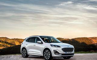 Ford România recheamă în service modelul Kuga PHEV din cauza bateriei care ar putea lua foc