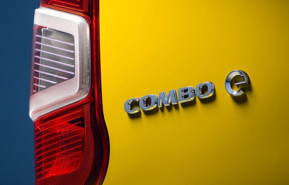 Opel Combo, de-acum și în versiune 100% electrică. Autonomie de până la 275 de kilometri - Poza 9