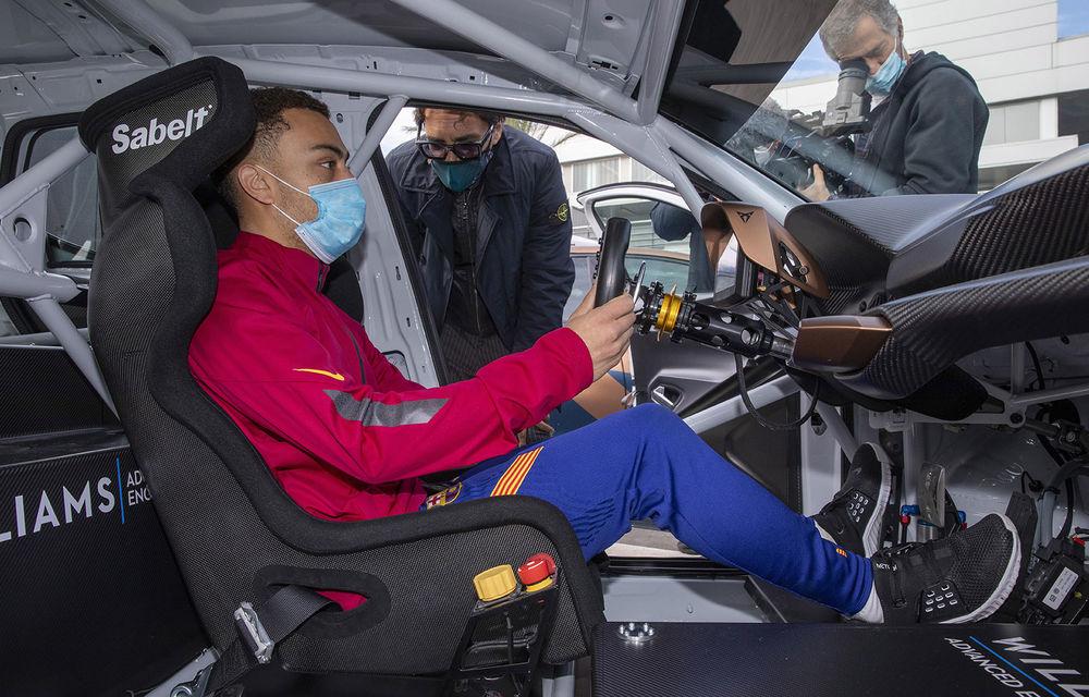 Jucătorii echipei FC Barcelona și-au configurat viitoarele mașini. Cupra Formentor a fost alegerea populară - Poza 6