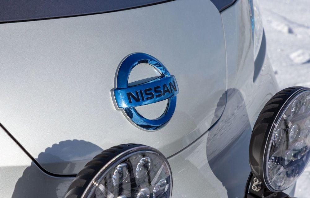 Nissan e-NV200 Winter Camper este rulota electrică pentru o aventură invernală - Poza 19