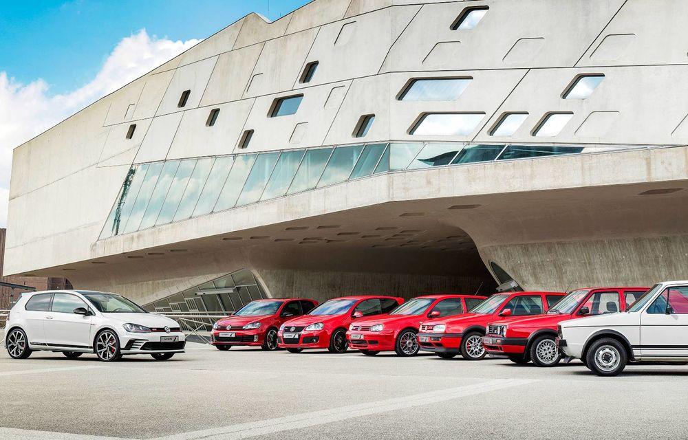 Volkswagen oprește definitiv producția modelului Golf în SUA, după aproape 50 de ani - Poza 1
