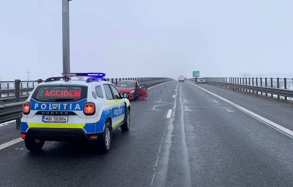 STUDIU: majoritatea românilor care circulă pe contrasens pe autostradă o fac în mod conștient - Poza 1