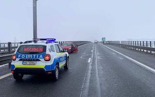 STUDIU: majoritatea românilor care circulă pe contrasens pe autostradă o fac în mod conștient