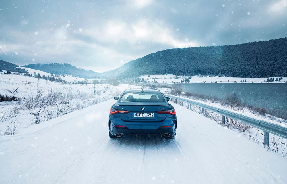 Cei mai buni 7 fotografi auto de la noi din țară: duel în imagini memorabile cu BMW X6, X7 și Seria 4 - Poza 24