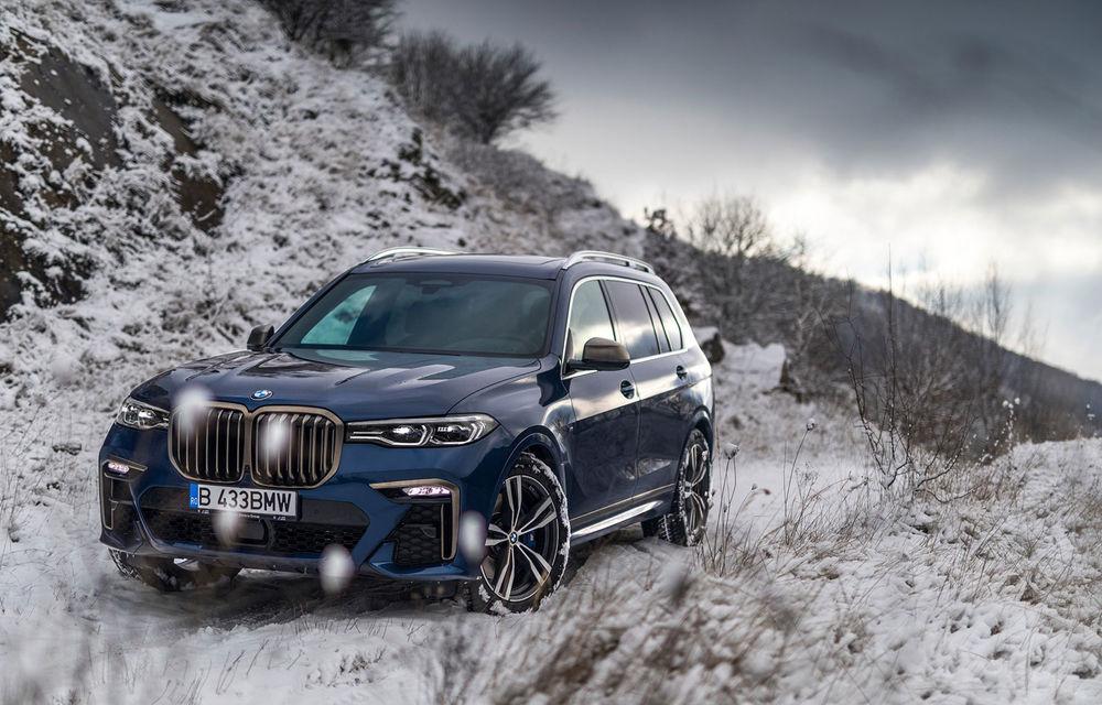 Cei mai buni 7 fotografi auto de la noi din țară: duel în imagini memorabile cu BMW X6, X7 și Seria 4 - Poza 130