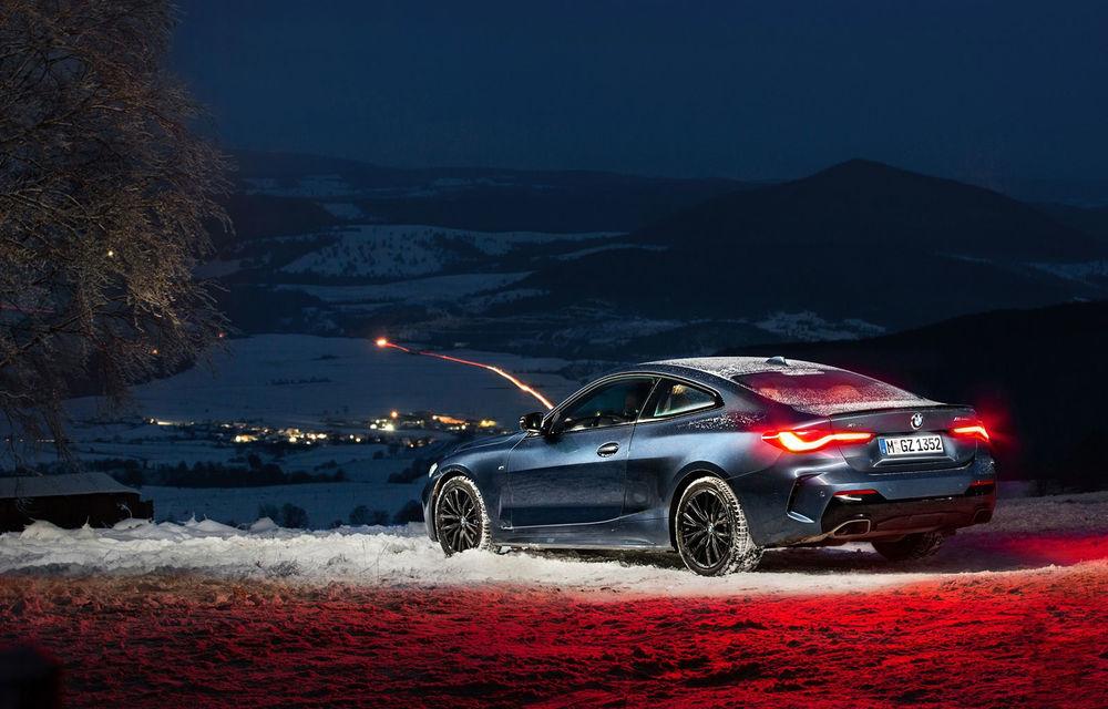 Cei mai buni 7 fotografi auto de la noi din țară: duel în imagini memorabile cu BMW X6, X7 și Seria 4 - Poza 44