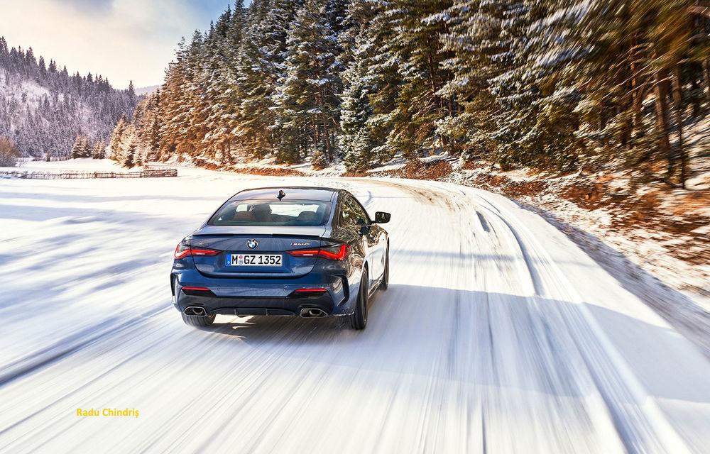 Cei mai buni 7 fotografi auto de la noi din țară: duel în imagini memorabile cu BMW X6, X7 și Seria 4 - Poza 30