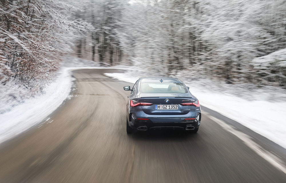 Cei mai buni 7 fotografi auto de la noi din țară: duel în imagini memorabile cu BMW X6, X7 și Seria 4 - Poza 84