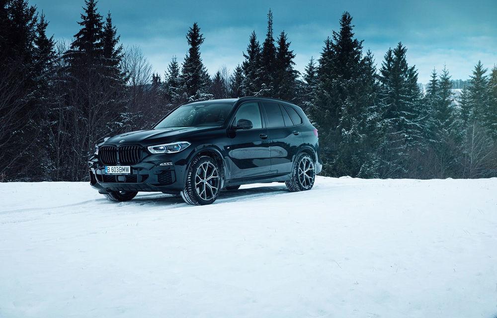 Cei mai buni 7 fotografi auto de la noi din țară: duel în imagini memorabile cu BMW X6, X7 și Seria 4 - Poza 17