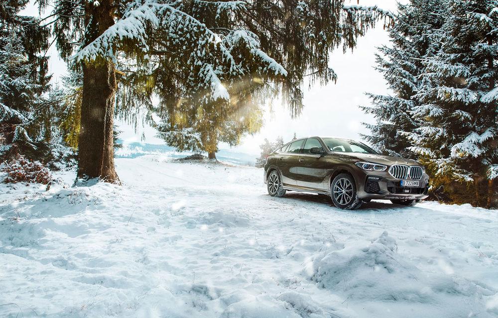Cei mai buni 7 fotografi auto de la noi din țară: duel în imagini memorabile cu BMW X6, X7 și Seria 4 - Poza 10