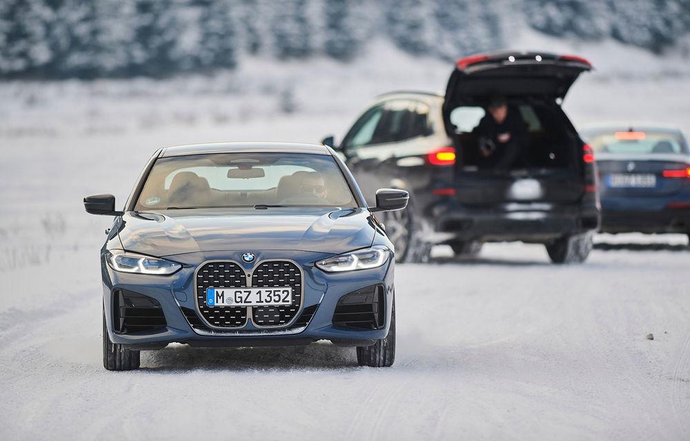 Cei mai buni 7 fotografi auto de la noi din țară: duel în imagini memorabile cu BMW X6, X7 și Seria 4 - Poza 35