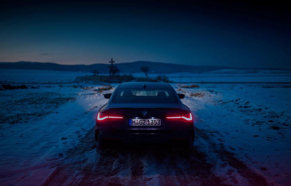 Cei mai buni 7 fotografi auto de la noi din țară: duel în imagini memorabile cu BMW X6, X7 și Seria 4 - Poza 116