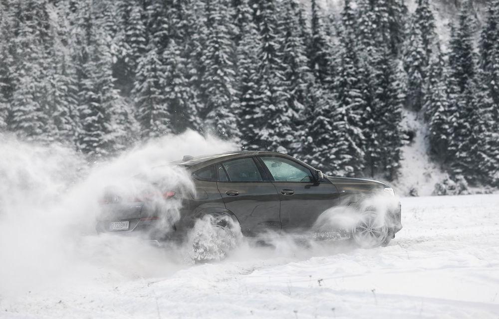 Cei mai buni 7 fotografi auto de la noi din țară: duel în imagini memorabile cu BMW X6, X7 și Seria 4 - Poza 95