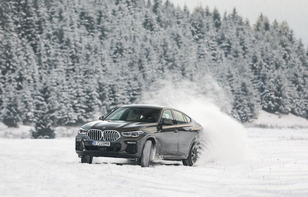 Cei mai buni 7 fotografi auto de la noi din țară: duel în imagini memorabile cu BMW X6, X7 și Seria 4 - Poza 96