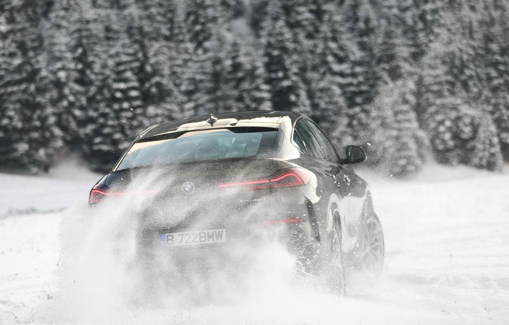 Cei mai buni 7 fotografi auto de la noi din țară: duel în imagini memorabile cu BMW X6, X7 și Seria 4 - Poza 98