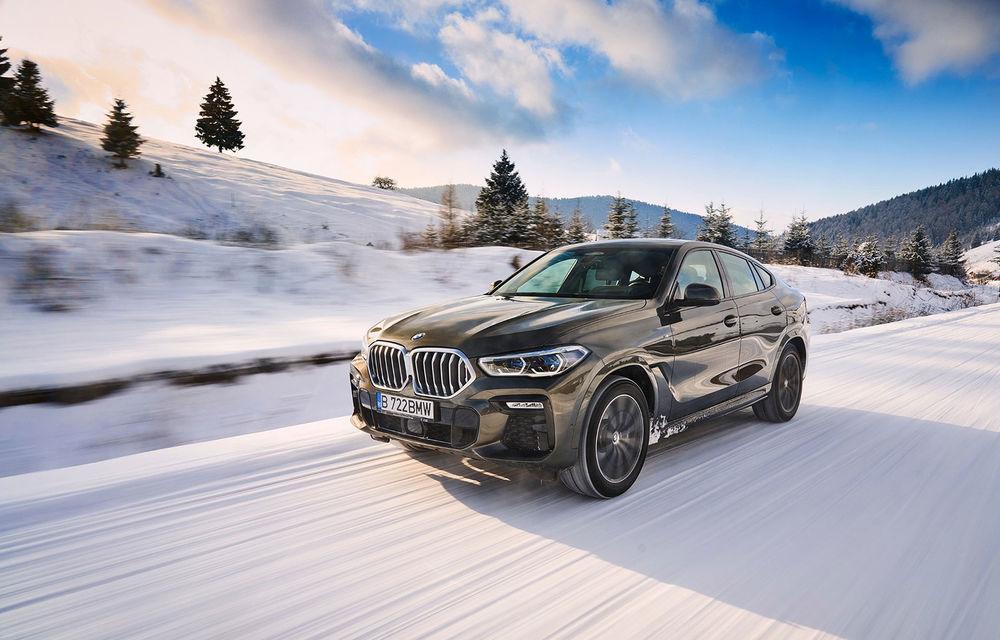 Cei mai buni 7 fotografi auto de la noi din țară: duel în imagini memorabile cu BMW X6, X7 și Seria 4 - Poza 41